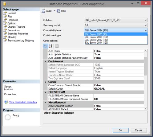 SQL2014CompLevel